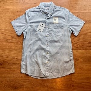 """👕 Sonoma """"Perfect Length"""" Button-Down Shirt, Md"""